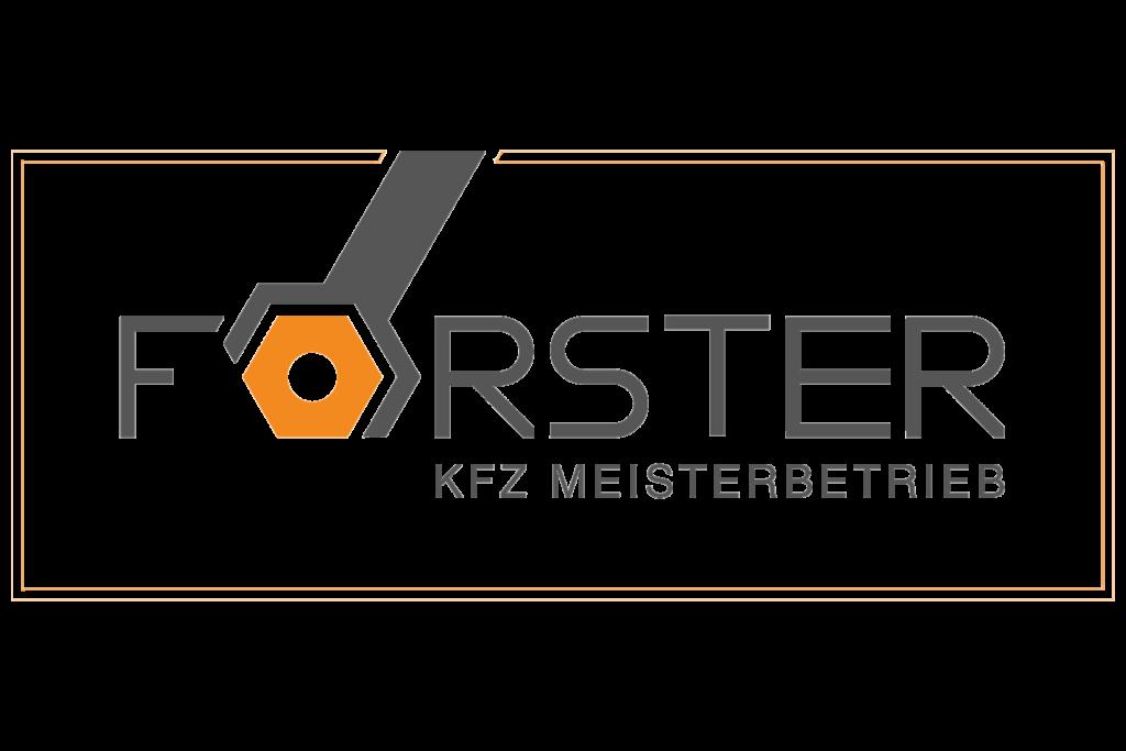 Logo KFZ Forster - Referenz