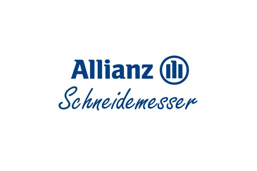 Logo Allianz Schneidemesser - Referenz