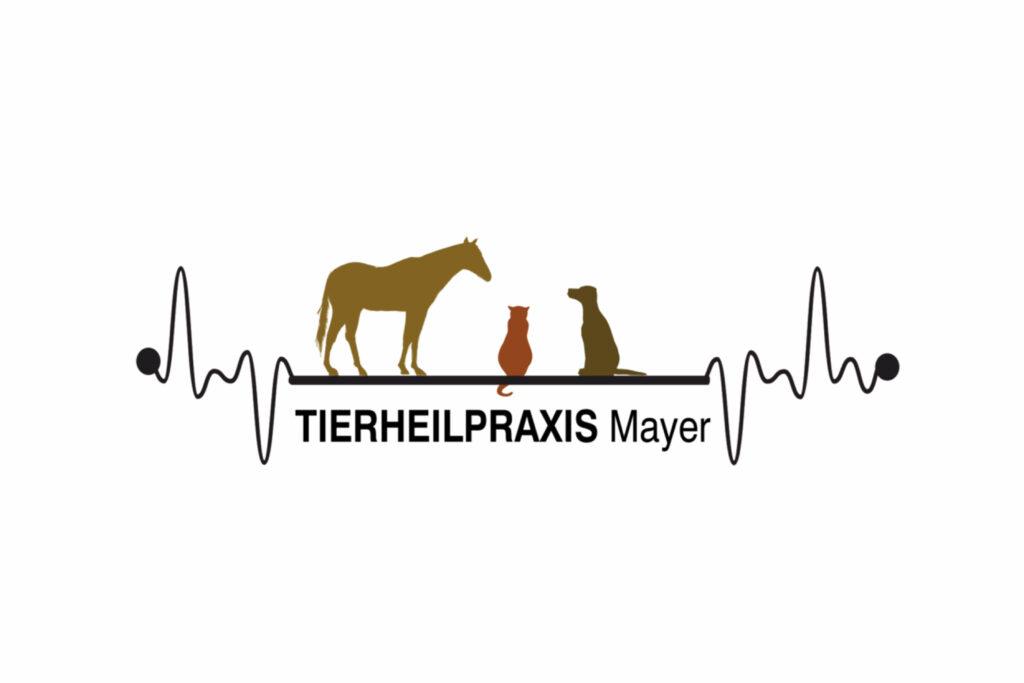 Logo Tierheilpraxis Johanna Mayer - Referenz